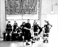 Texas Rollergirls 04.11.15 Bout