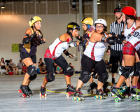 TXRG: Hell Marys vs Monterrey All Stars