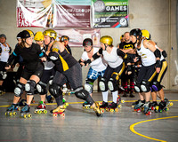 Honky Tonk Heartbreakers vs Bat City Rebellion Scrimmage